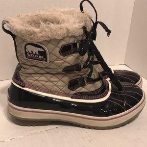 SOREL Woman's waterproof boots Size 81/2